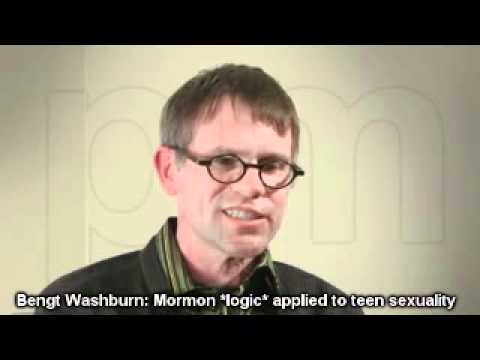 Bengt Washbrn Comedy: MORmON *Logic* & TEEN SEXUALITY SHORT f