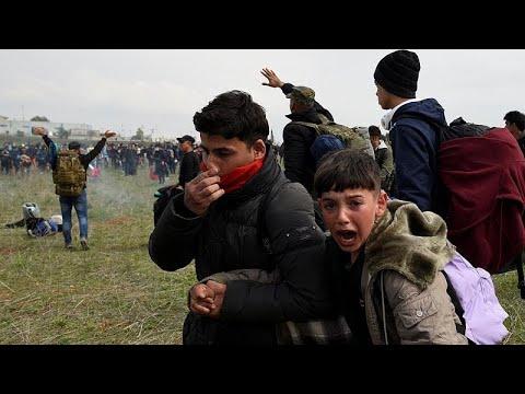 Το «φάντασμα» της Ειδομένης: Επεισόδια στα Διαβατά  (ΦΩΤΟ-VIDEO)…