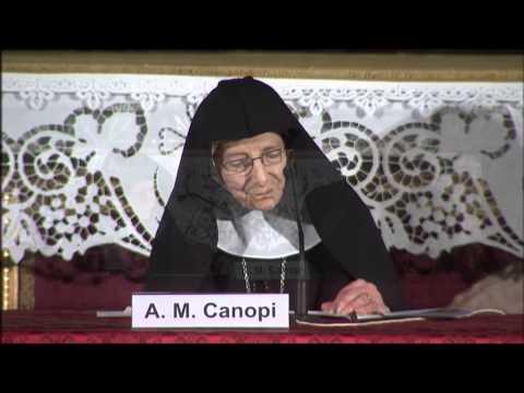 Amare e servire - Lectio di Anna Maria Canopi