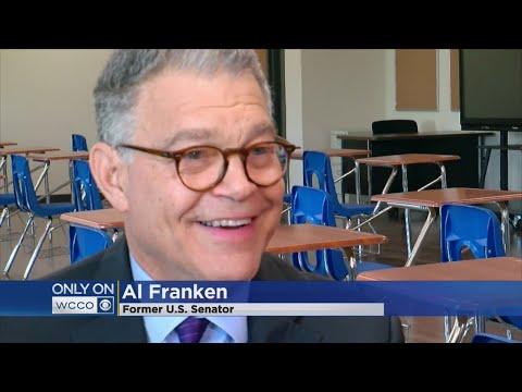 WCCO Exclusive: Al Franken's 1st Sit-Down Interview Since Senate Resignation