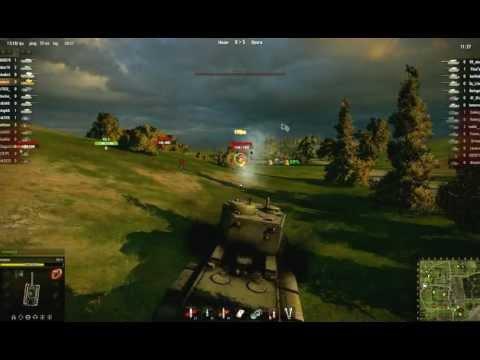 Бой на КВ 5 Мурановка - Мир Танков