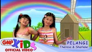 Video Pelangi - Sharlene & Theresa (official video) MP3, 3GP, MP4, WEBM, AVI, FLV Juni 2019