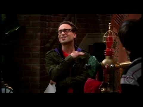 The Big Bang Theory Season 1 Episode 14: Nope that baby is broken