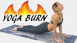 ♥ Help Support This Channel @ http://www.patreon.com/psychetruthJoin Our Monthly Subscription:Wellness PLUS: https://psychetruth.vhx.tv↓ Follow Me! Social Media Links Below ↓Feel the Yoga Burn with Becca  Total Body Workout 20 Minutes, Beginners Home Fitness, Weight LossBecca teaches a class for toning and sculpting the entire body to give you a great cardio workout that also improves your flexibility and strength.Follow our Social Media https://www.instagram.com/psychetruthhttp://www.facebook.com/psychetruthvideoshttp://www.pinterest.com/psychetruthhttp://www.twitter.com/psychetruthhttp://www.youtube.com/psychetruthhttp://www.psychetruth.netRelated Videos Yoga Workout for Weight Loss & Butt Building 20 Minute Beginners Friendly https://www.youtube.com/watch?v=6otz7ij1Q2MYoga for Weight Loss with Becca- Total Body Sculpt! 20 Minute Workout Routine for Belly Fat https://www.youtube.com/watch?v=TIYbnaBMVBoYoga for Weight Loss & Belly Fat, Complete Beginners Fat Burning Workout at Home, Exercise Routine https://www.youtube.com/watch?v=WmSIMpIDa_AYoga For Weight Loss & Flexibility Day 1 Workout - Fat Burning 20 Minute Beginners Class https://www.youtube.com/watch?v=WfzS2Ov6_1oMusic by iChill Music Factory Song: Summer HazeAlbum: Dream Awayhttp://www.ichillmusic.com © Copyright 2017 Target Public Media, LLC. All Rights Reserved.
