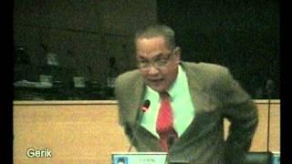 Gerik Malaysia  City pictures : Parlimen Malaysia : Perbahasan dari YB Gerik