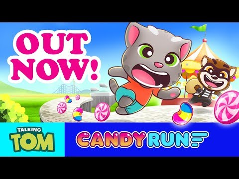 Video NEW GAME 🍭 Talking Tom Candy Run 🍭 DOWNLOAD NOW and Save the Candy! download in MP3, 3GP, MP4, WEBM, AVI, FLV January 2017