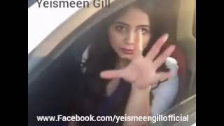 Awesome acting by young girl