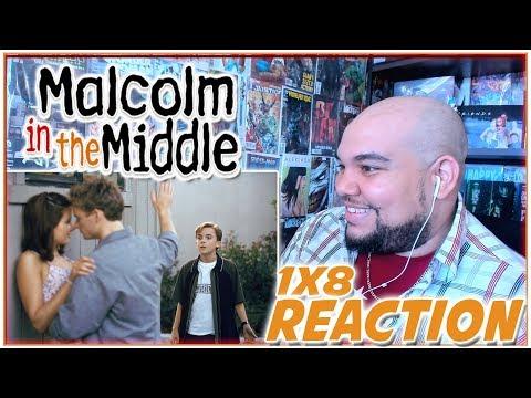 "Malcolm in the Middle Reaction Season 1 Episode 8 ""Krelboyne Picnic"" 1x8 REACTION!!!"