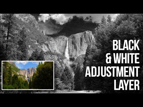 How to Transform Color PHOTOS into Gorgeous Monochromes in Photoshop