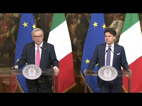 Ανησυχίες Γιούνκερ για την ιταλική οικονομία