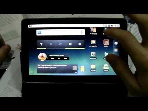 Viewsonic Viewpad 7 – Обзор планшета от Droider.ru