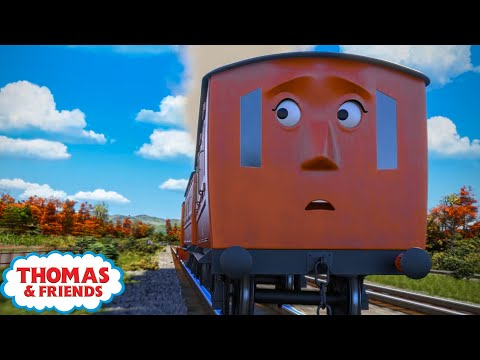 Thomas & Friends UK | Counting on Nia | Best Moments of Season 22 Compilation | Vehicles for Kids
