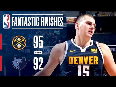 Video: Denver Nuggets Overcome 25-Point DEFICIT | January 28, 2019