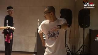 Poppin J – Workshop @ DO DA STREET DANCE STUDIO