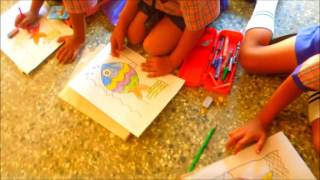 Drawing Competition on World Students Day 2015