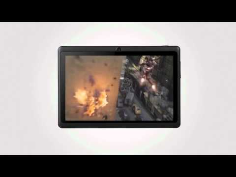Tablet Review iRola DX752