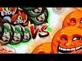 """MEGA TROLLING """"N0PSA ATE YOU"""" EXTREME FUNNY/BEST MOMENTS IN AGARIO"""