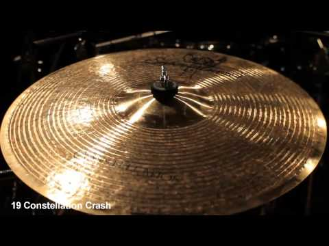 Supernatural Cymbals 19 Constellation Crash