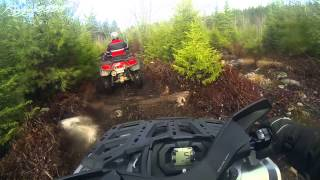 2. SMATV 2014 Rally / TRAIL TEST: 2014 Can-Am Outlander 1000
