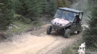 10. â–¶ ODES 4 DOOR 5 PASSENGER DOMINATOR 800CC UTV 4X4 from CLIFF JONES POWER SPORTS