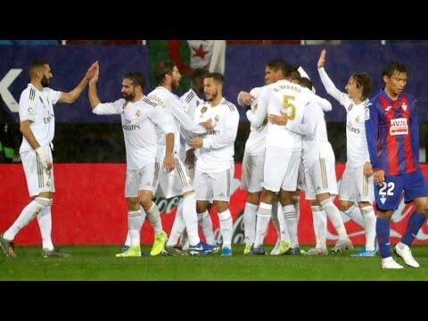 Eibar 0-4 Real Madrid -  Resumen Completo (9/11/2019)