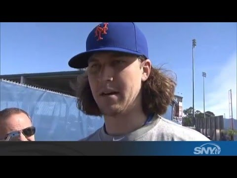 Video: Jacob deGrom talks 2016 World Series expectations