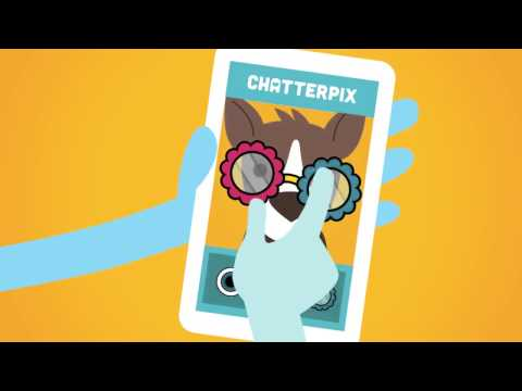ChatterPix – Create Talking Pictures on Your iPad