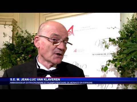 Jean-Luc Van Klaveren explique son rôle d'ambassadeur de Monaco en Espagne