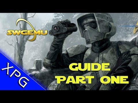 Star Wars Galaxies Emulator – Getting Started Guide Part 1 – SWGEMU