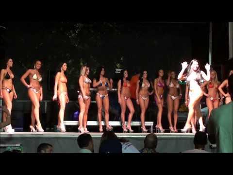 Hooters Bikini Contest  2013