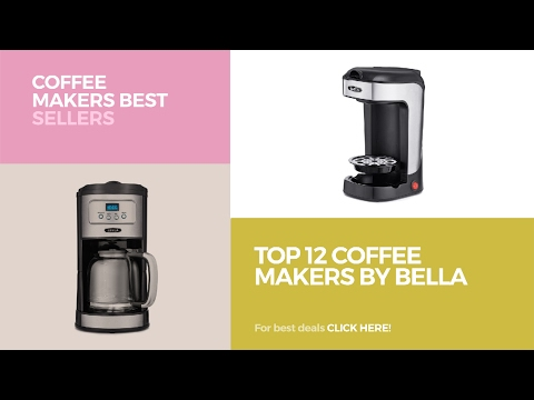 Top 12 Coffee Makers By Bella // Coffee Makers Best Sellers