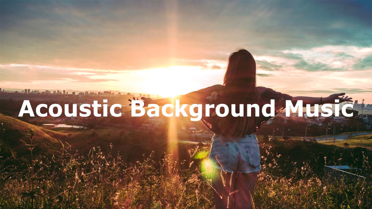 Acoustic Guitar Background Music for Videos & YouTube – Legend From Heaven