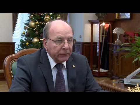 Президент страны провел встречу с Послом России
