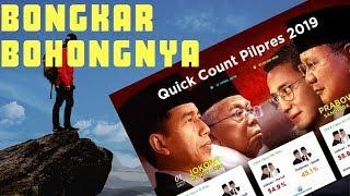 Video Hasil Quick Count Pilpres 2019 dan BONGKAR BOHONG SALAH Lembaga Survei MP3, 3GP, MP4, WEBM, AVI, FLV April 2019