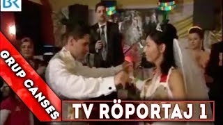 Canses Dügün Organizasyon - TV Repörtaj - Levent Canses -3-
