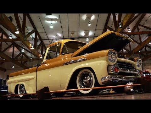 Download Video 1958 Chevrolet Apache Fleetside Interview With Jacob