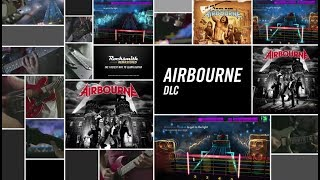 "Learn to play 3 hard rock hits from Down Under by Airbourne! ""Runnin' Wild,"" ""Blonde, Bad and Beautiful,"" and ""Too Much, Too ..."