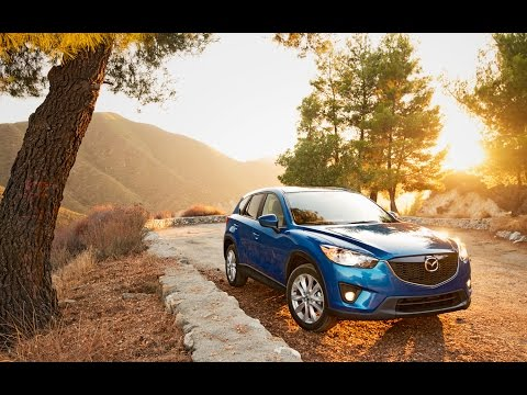 The all-new Mazda CX-5 featuring SKYACTIV Technology