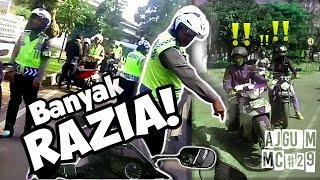 Video Razia oh Razia..Pada puter balik brosis! | Action cam ga mempan kok | Kompilasi momen razia (MC#29) MP3, 3GP, MP4, WEBM, AVI, FLV Juni 2018