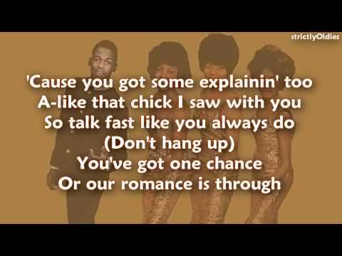 The Orlons Don't Hang Up lyrics