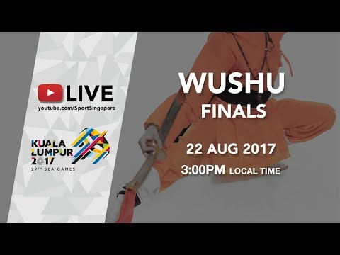 Wushu Finals (PM) | 29th SEA Games 2017