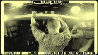 Video VALD feat RABAKAR - POUR SI PEU (prod CQBAD) [COURS DE RATTRAPAGE] MP3, 3GP, MP4, WEBM, AVI, FLV November 2017