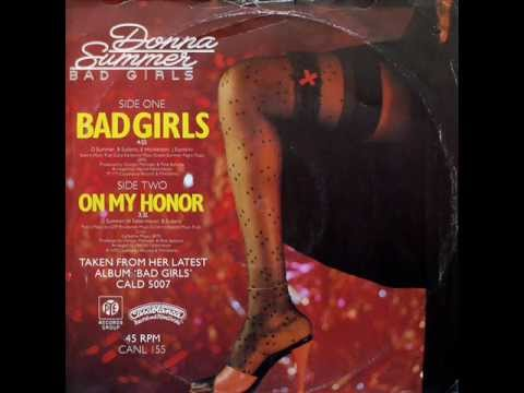 Bad Girls (demo version)