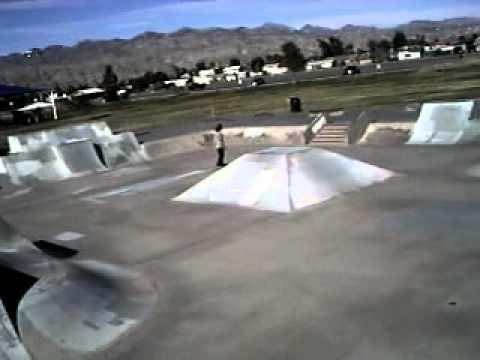 rotary skatepark bullhead city AZ