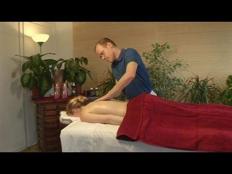 How To Do A Deep Stress Relief Back Massage