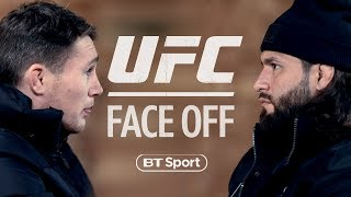 UFC Face Off: Darren Till vs Jorge Masvidal - Full episode