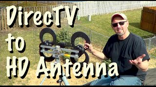 Video Get FREE TV - Replace DirecTV with an Over-the-Air Antenna MP3, 3GP, MP4, WEBM, AVI, FLV Agustus 2018