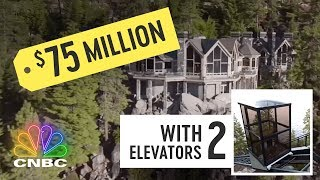 Nonton This Is The Most Expensive Mansion On Lake Tahoe | Secret Lives Of The Super Rich | CNBC Prime Film Subtitle Indonesia Streaming Movie Download