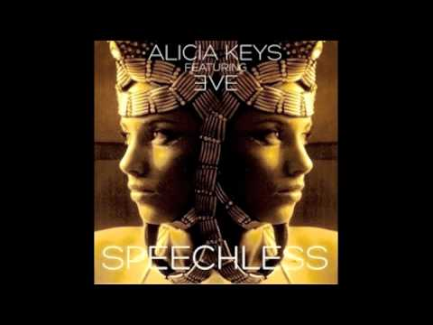 Tekst piosenki Alicia Keys - Speechless (feat. Eve) po polsku