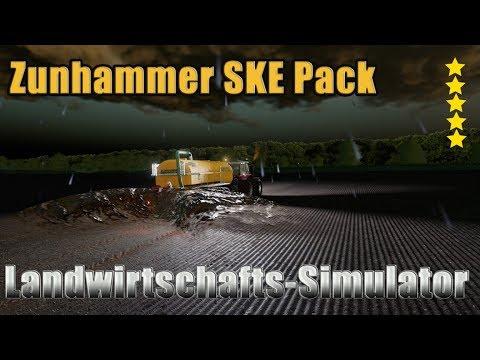 Zunhammer SKE Pack v1.0.0.0